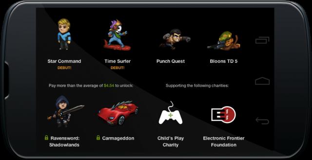 Humble Mobile Bundle 2 games