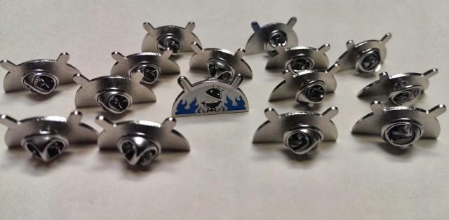 BBQ Pins