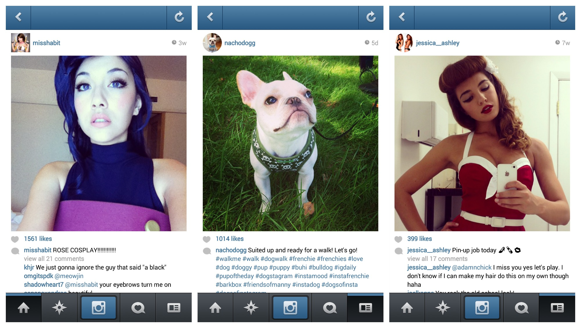 Instagram update introduces photo straightening, Android ...