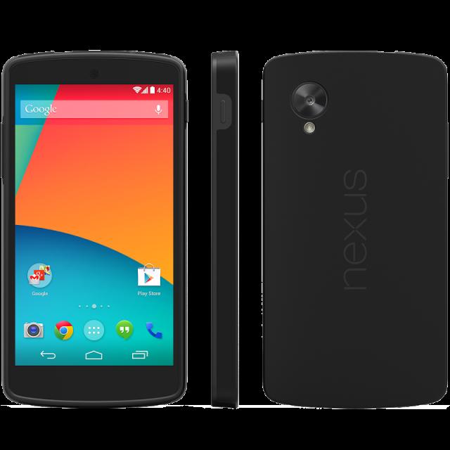 Nexus 5 Bumper case