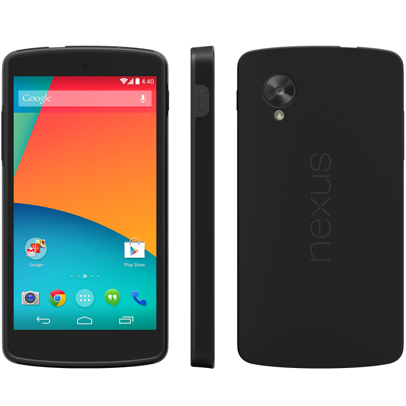 Expensive Nexus 5 cases hit the Play Store, are you buying?  Nexus 5 Phone Png