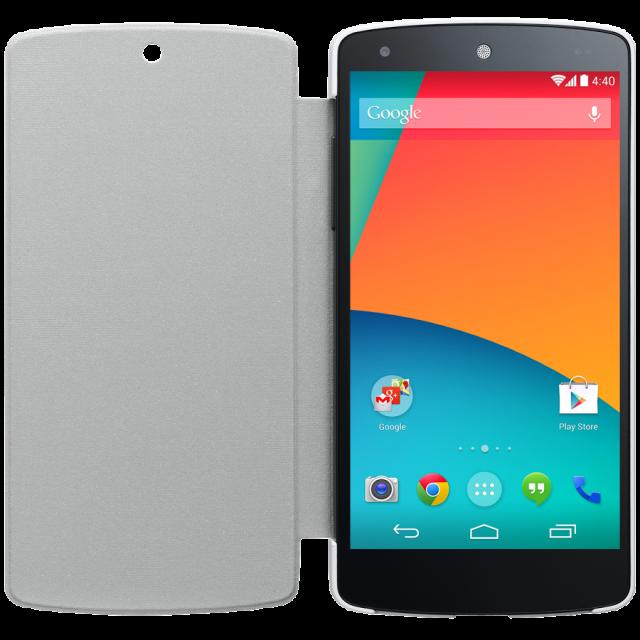 Nexus 5 Quickcover case