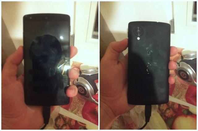 Nexus 5 leak Russia edit