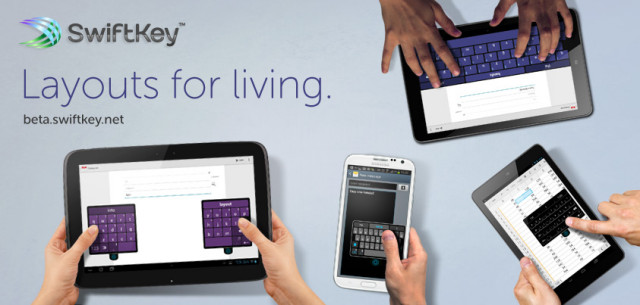 SwiftKey Layouts for Living 2