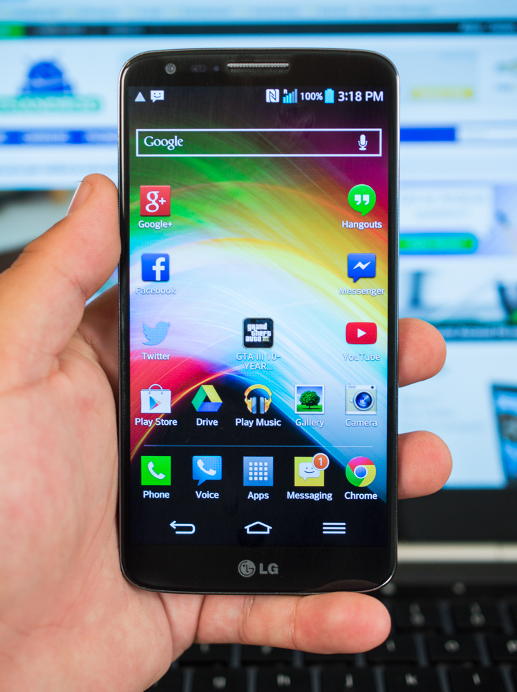 LG G2 – Why Is My Smartphone