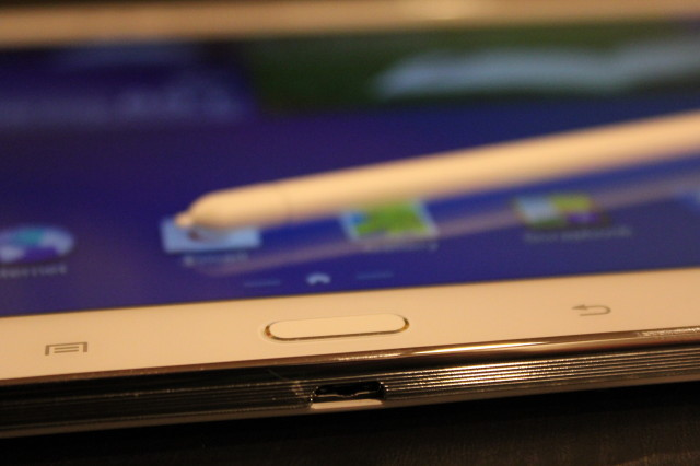Galaxy Note 10.1 Screen