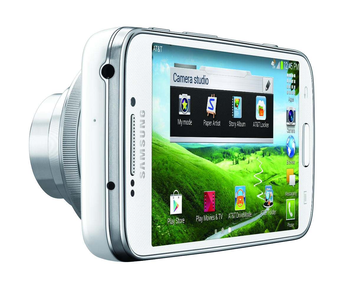 Samsung Galaxy S4 Zoom Phandroid K 8gb White For Att Launches November 8th 200