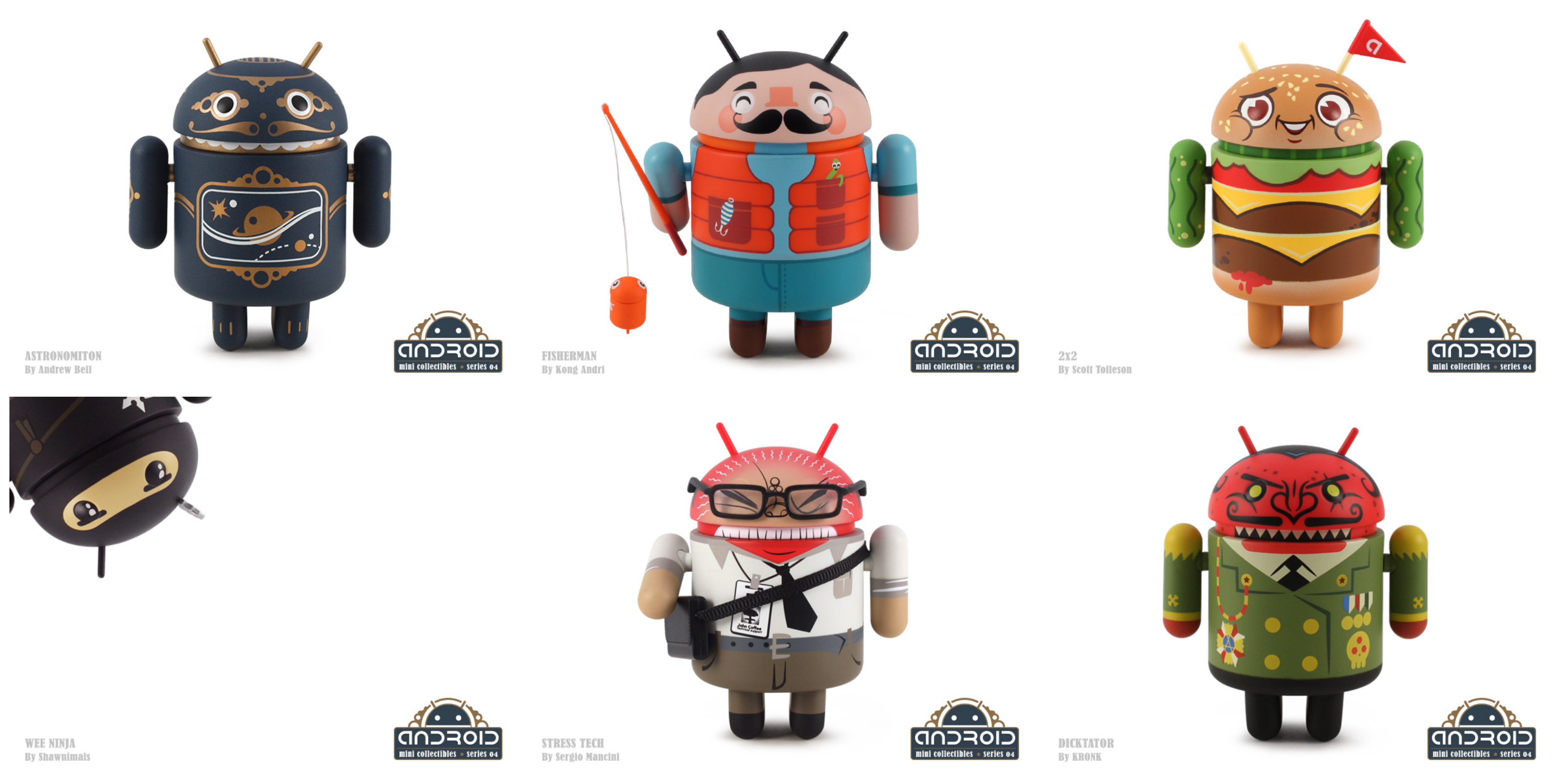 android mini collectible series 04 goes on sale this friday check