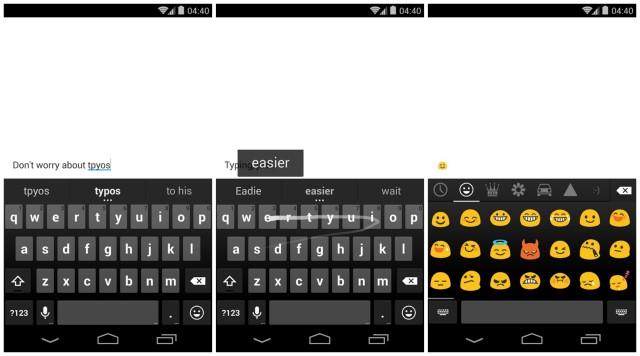 Google Keyboard 2.0 Google Play