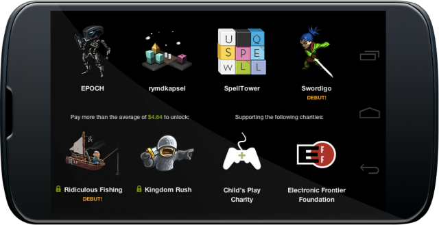 Humble Bundle Mobile Android 3
