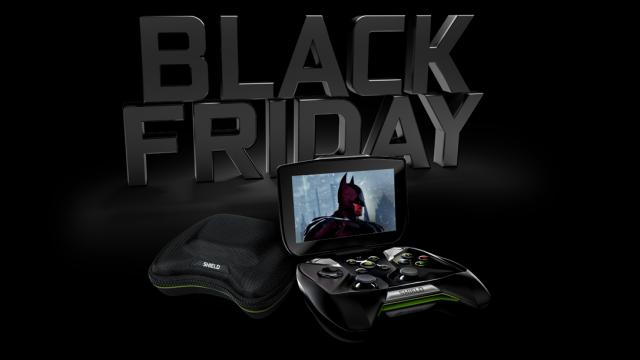 NVIDIA SHIELD Black Friday deal