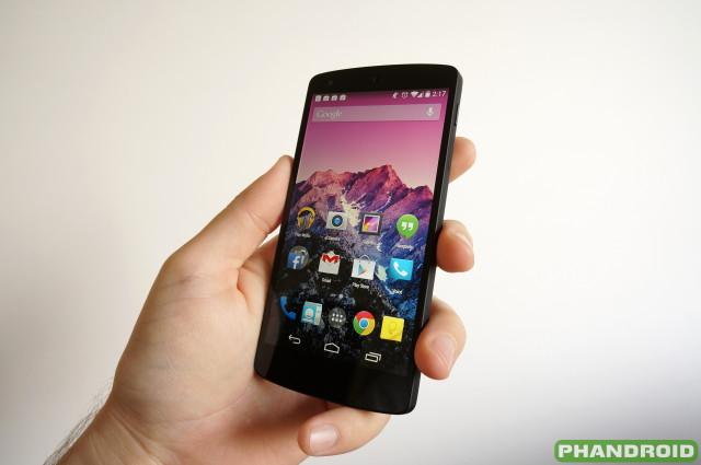 Nexus 5 Phandrizzle