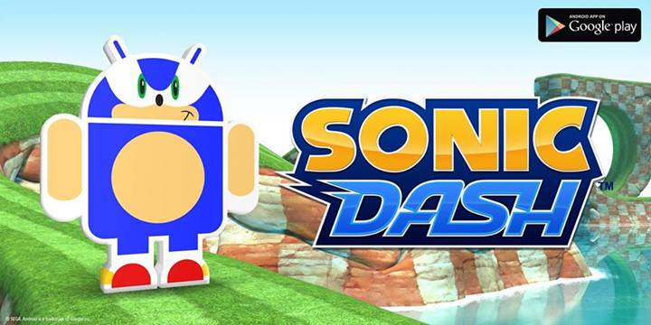 download sonic dash free (android)