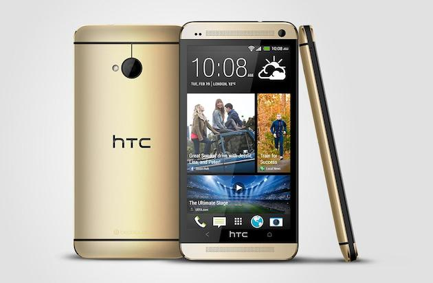 htc one gold