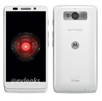 motorola droid mini white