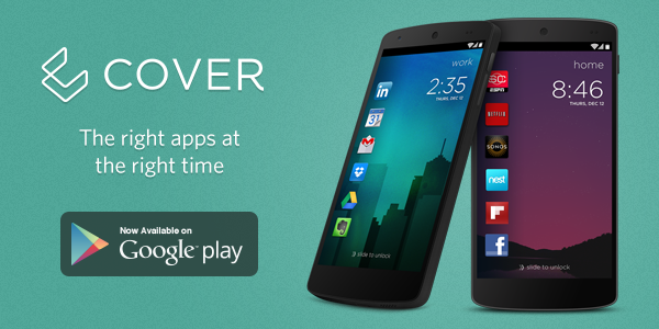 Cover now available on Google Play
