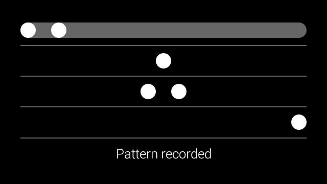 Google Glass XE12 lockscreen