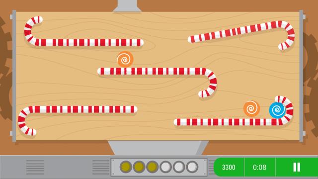 Google Santa Tracker 2013 game 1