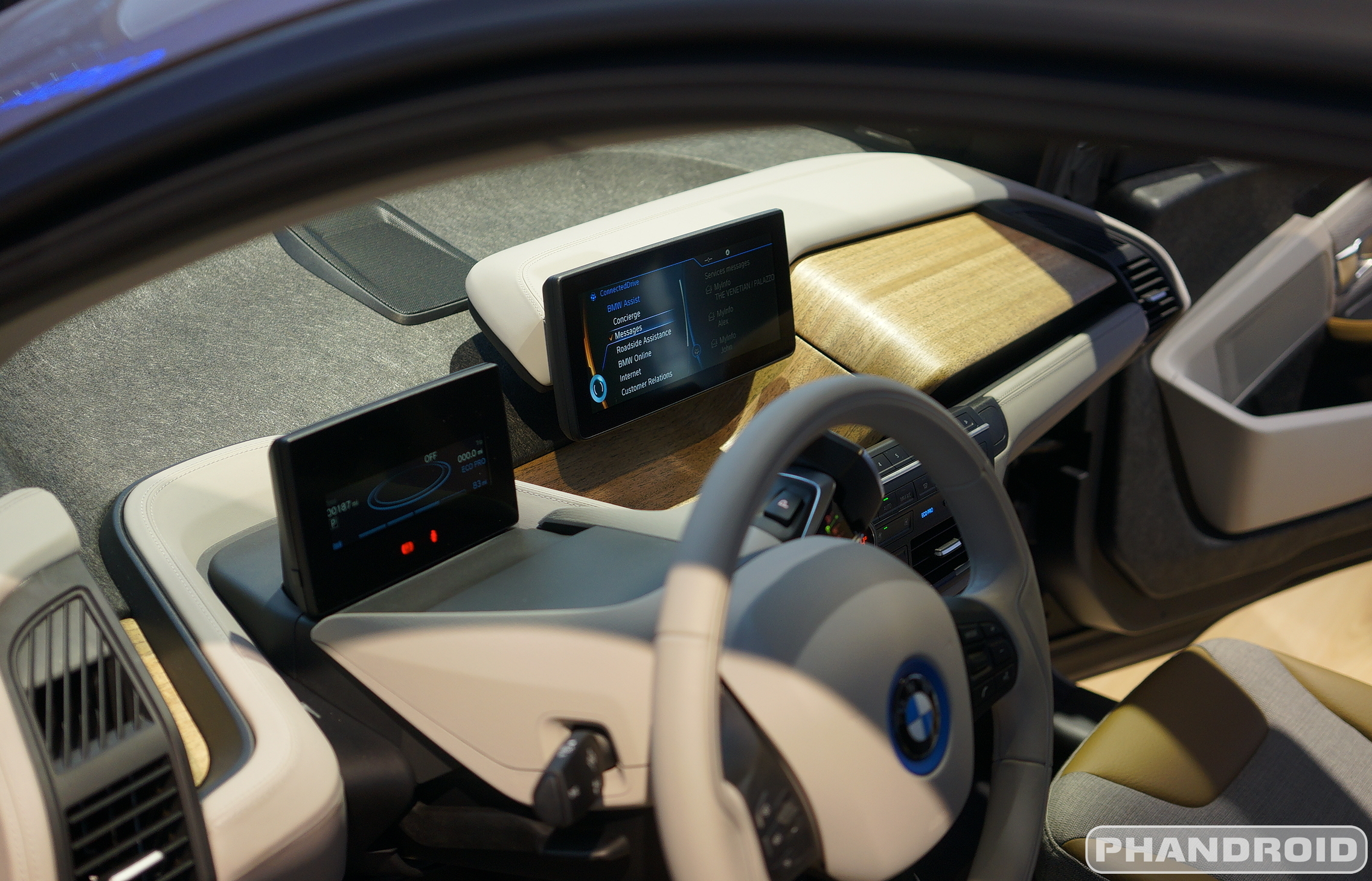 bmw and samsung tag team vehicular connectivity with i3 and galaxy gear combo. Black Bedroom Furniture Sets. Home Design Ideas