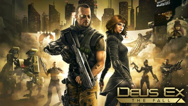 Deus Ex The Fall featured