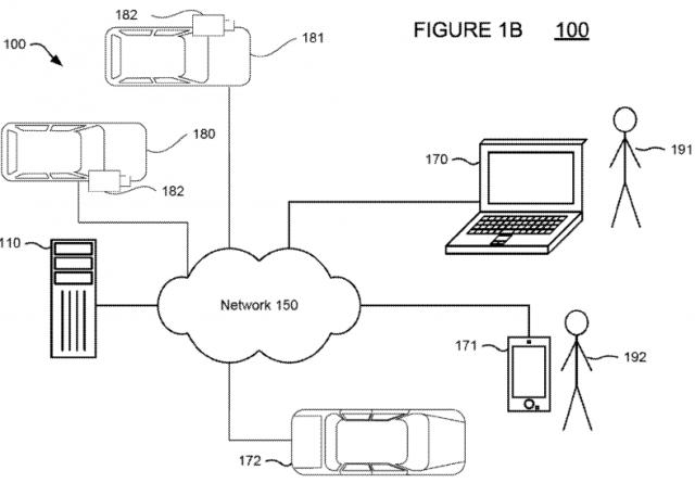 Google Driverless car patent