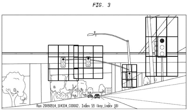 Google driverless cars patent 2
