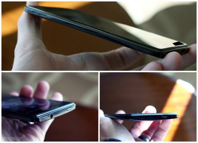HTC One prototype
