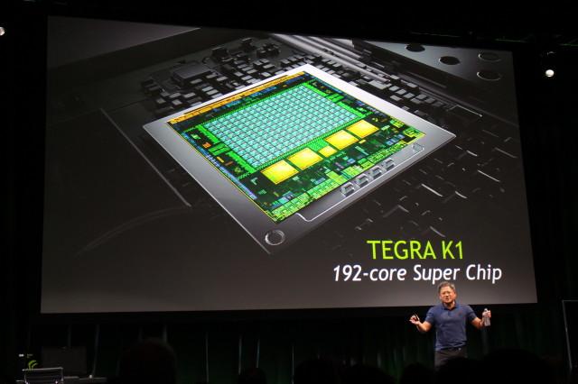 Tegra K1 Announced