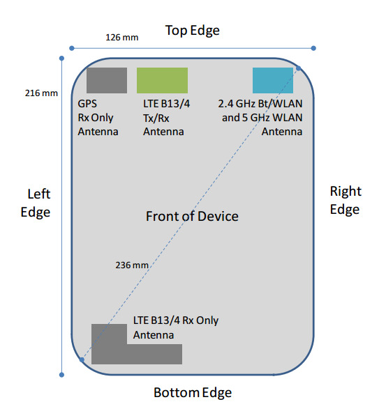 LG G Pad 8.3 with Verizon 4G LTE bands stops by the FCC