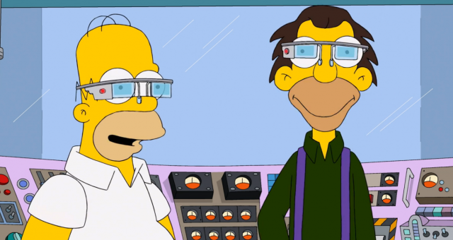 Simpsons Oogle Goggles 2