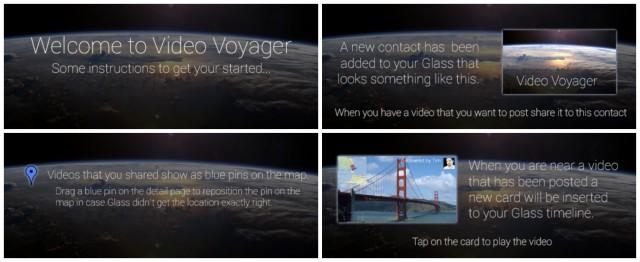 Video Voyager Glassware