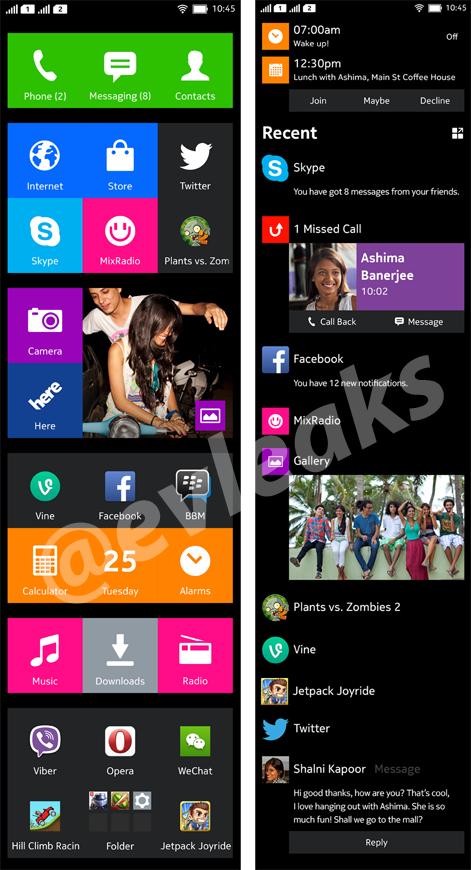 Sforum - Trang thông tin công nghệ mới nhất nokia-android-ui Điện thoại Android cao cấp từ Nokia có thể sẽ trở thành hiện thực