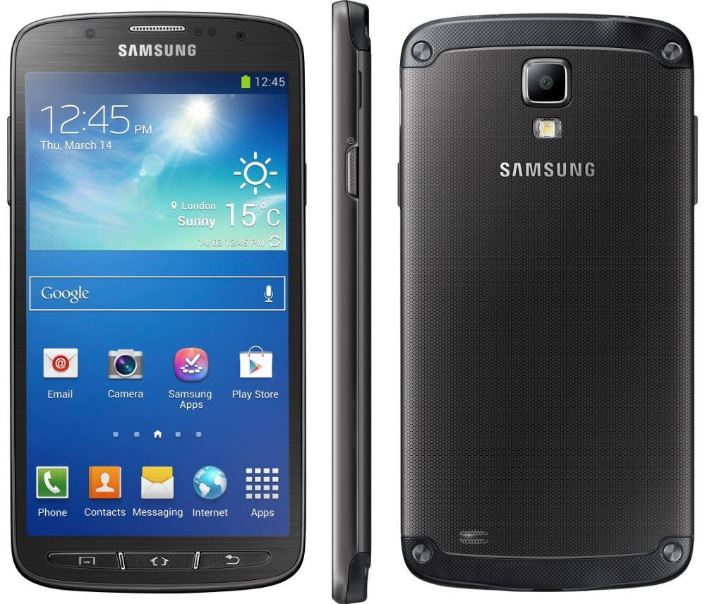 samsung galaxy s4 active now receiving android 4 3. Black Bedroom Furniture Sets. Home Design Ideas