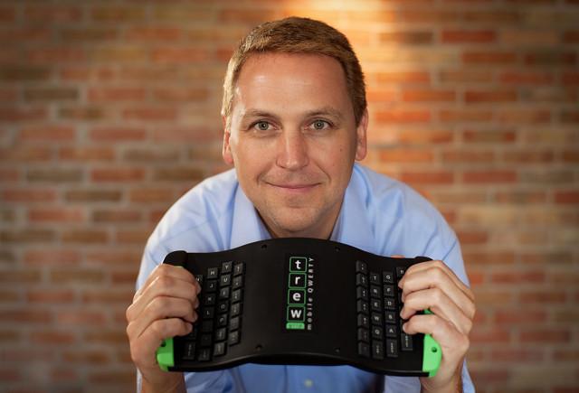 TREWGrip Founder