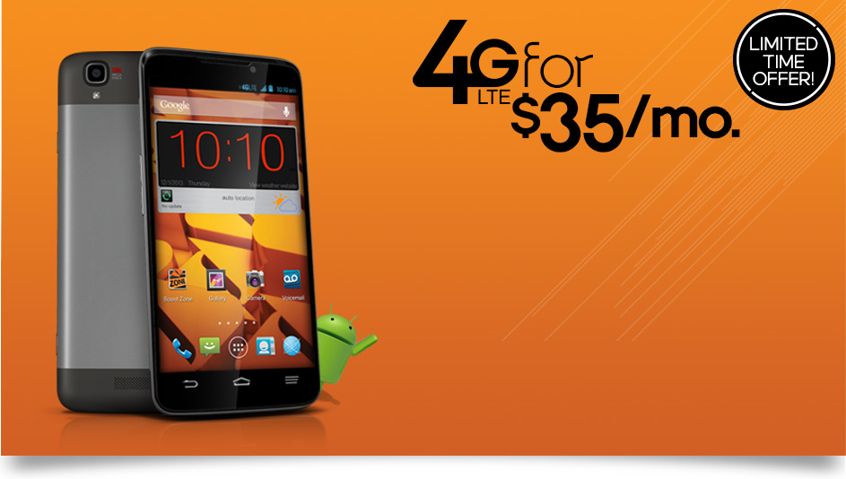 boost mobile offering 35 a month unlimited plan with the purchase of their 4g lte devices. Black Bedroom Furniture Sets. Home Design Ideas
