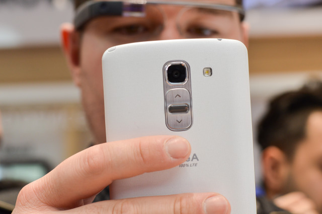 Hands-on: LG G Pro 2 [VIDEO]