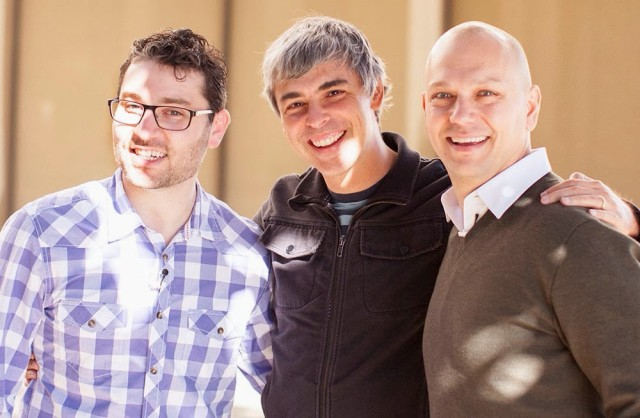 Nest CEO Tony Fadell Google Larry Page VP Engineering Matt Rogers