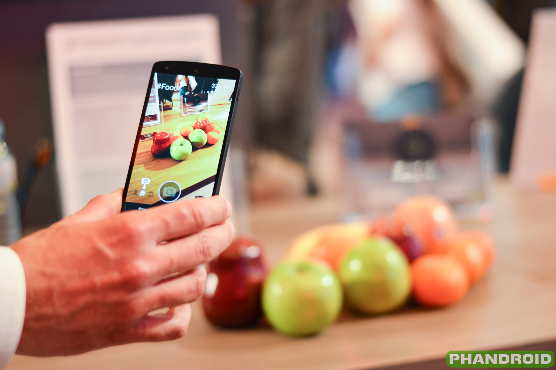 Hands on impala app offers true smart photography video - Cuisine comera ...