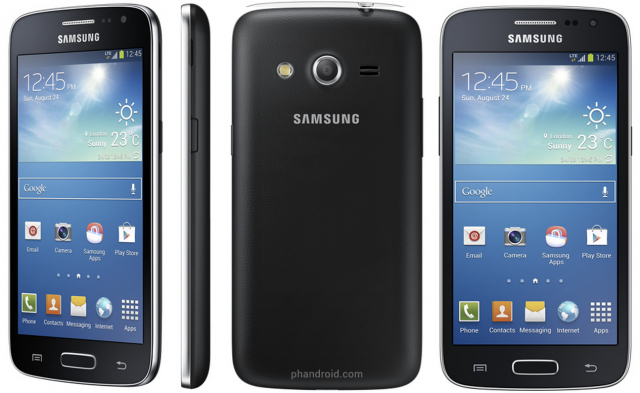 Samsung Galaxy Core Lte Announced