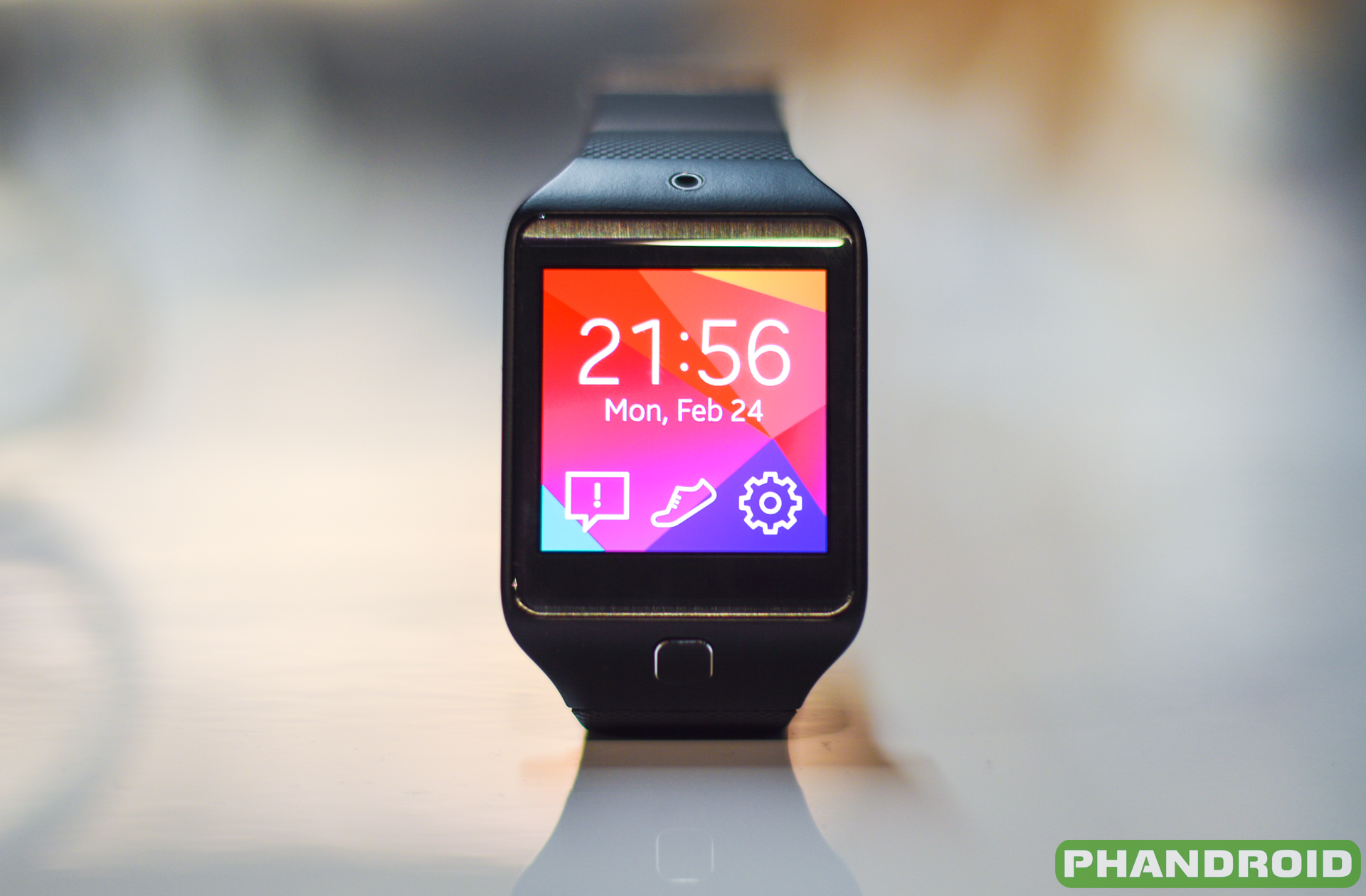 fit gear watches on the with and galaxy to gigaom hands watch samsung next