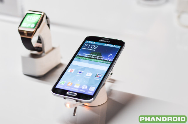 mobile pair galaxy watches with gear samsung phones how to note stock