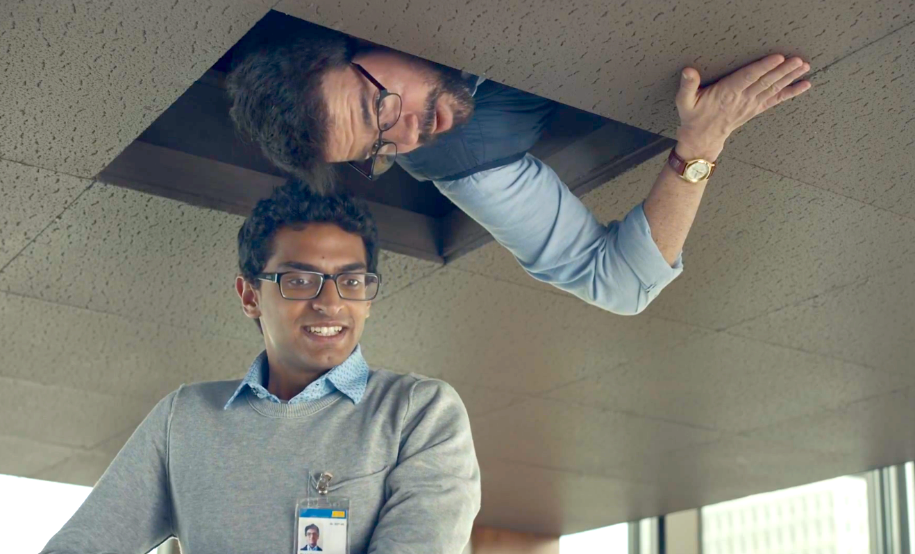 AT&T kicks off new ad campaign featuring a quirky pair of network ...