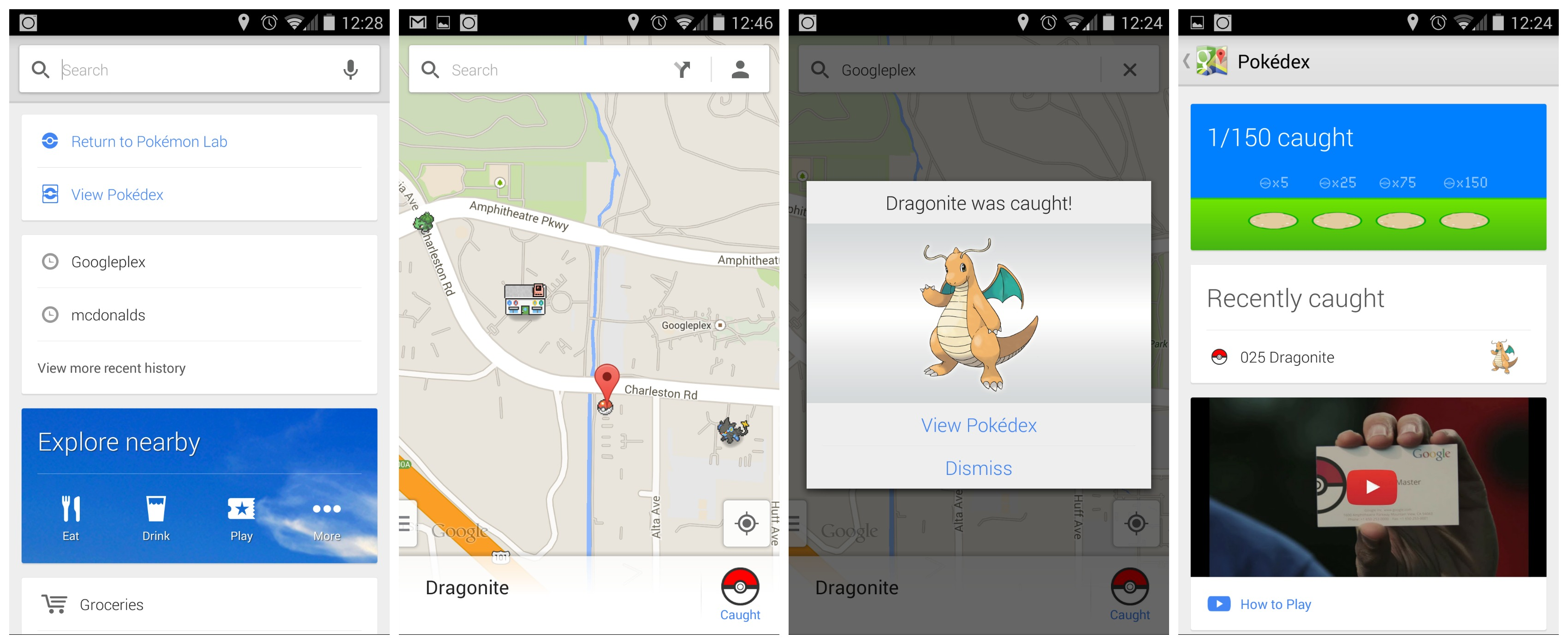 google maps pokemon challenge. google maps now lets you discover wild pokemon in your area gotta