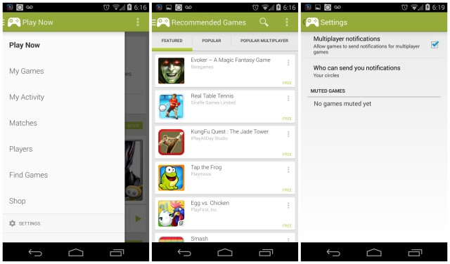 Google Play Games 1.5