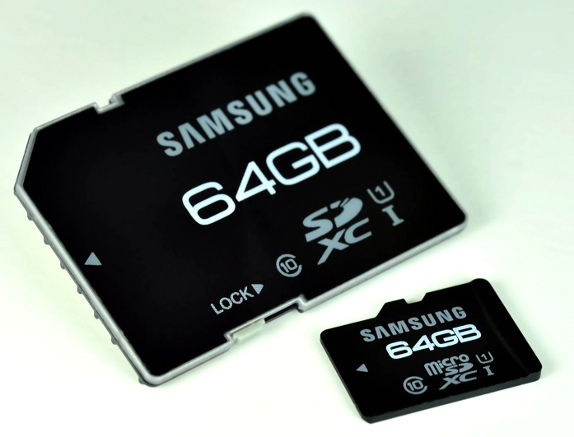samsung sd and microsd xc cards on sale today only. Black Bedroom Furniture Sets. Home Design Ideas