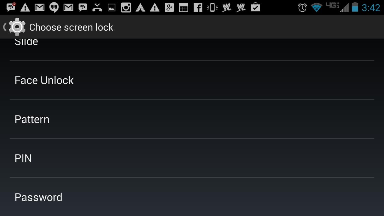 Unlock Phone Pattern Custom Design