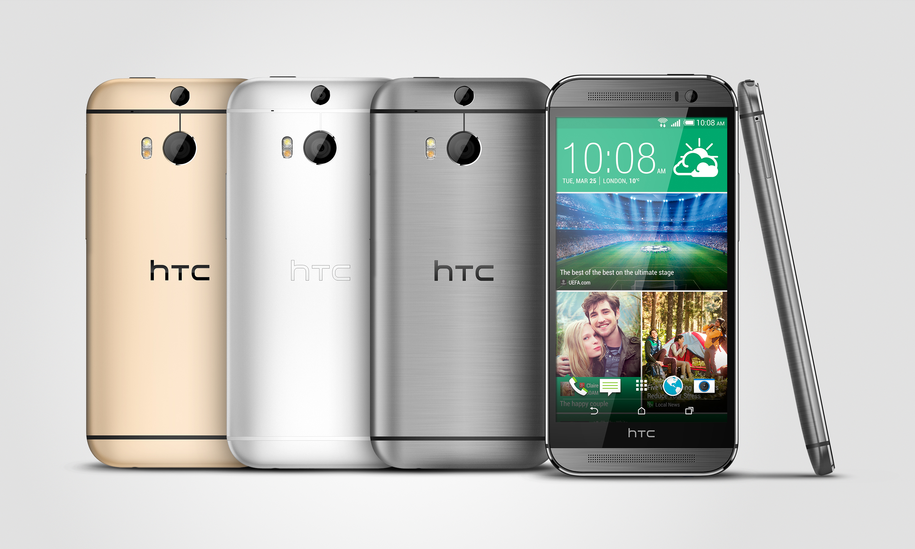 Htc One M8 Vs Samsung Galaxy S5 Specs Comparison