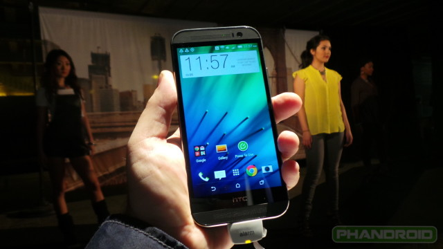 htc one m8 hands-on 2