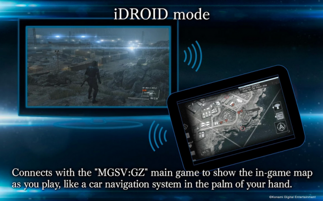 metal gear solid 5 ground zeroes android app 3