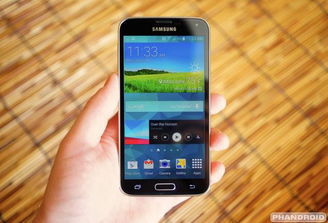Samsung Galaxy S5 DSC05785